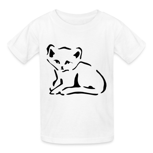 Kitty Cat - Kids' T-Shirt