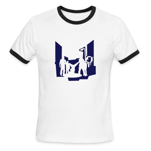 Urban Ringer Tee - Men's Ringer T-Shirt