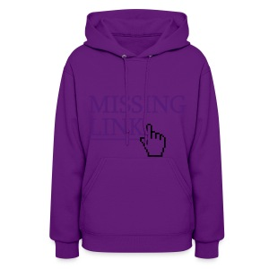 I'M THE MISSING LINK - Women's Hoodie