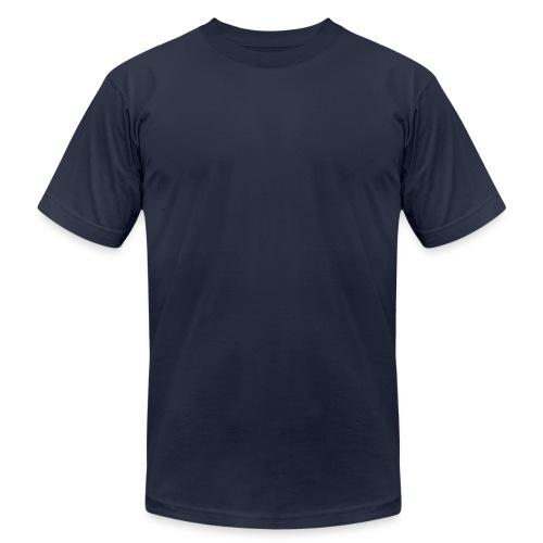 navy - Men's Fine Jersey T-Shirt