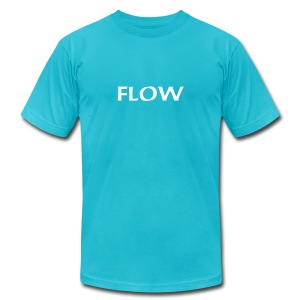 Flow gear - Men's Fine Jersey T-Shirt