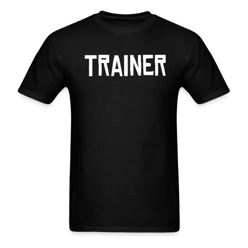 Trainer - without bells - Men's T-Shirt