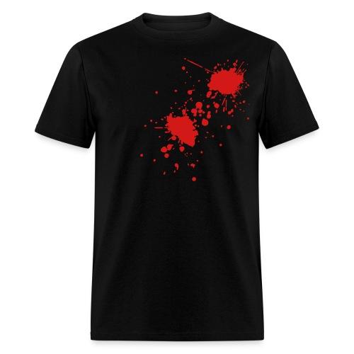 Blood Splatter - Men's T-Shirt