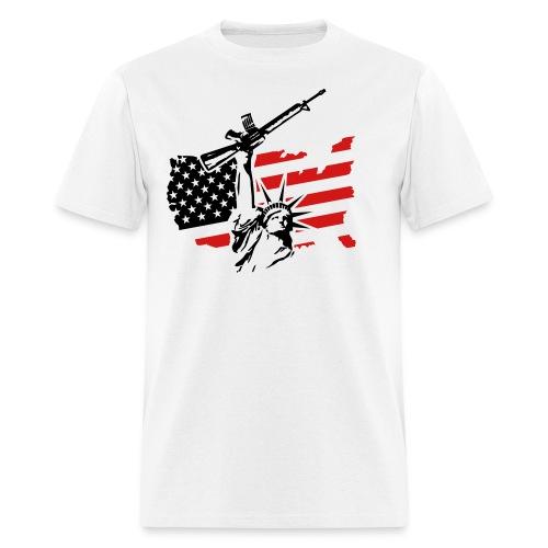 Body by America - Men's T-Shirt