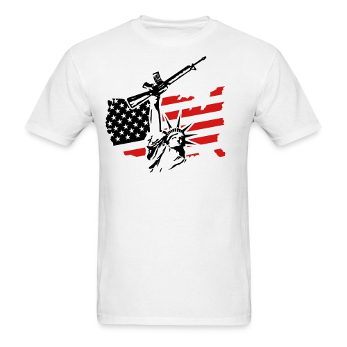 Body by America - Men's T-Shirt