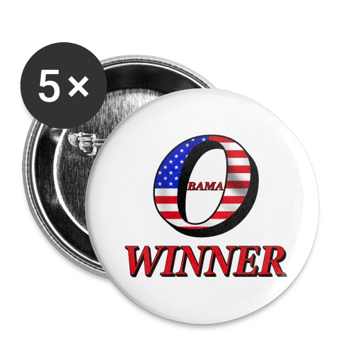 O Winner - Large Buttons