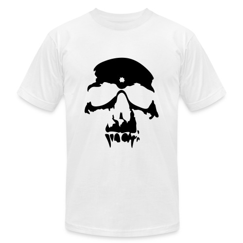 Skull - Men's  Jersey T-Shirt
