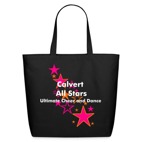 Calvert All Stars Tote with Stars - Eco-Friendly Cotton Tote