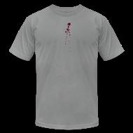 T-Shirts ~ Men's T-Shirt by American Apparel ~ Splatter