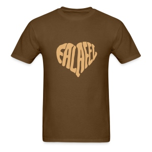 Falafel Love (lightweight) - Men's T-Shirt