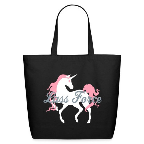Unicorn Tote - Eco-Friendly Cotton Tote
