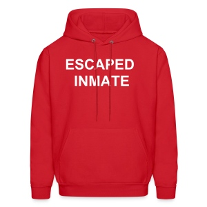 ESCAPED INMATE - Men's Hoodie