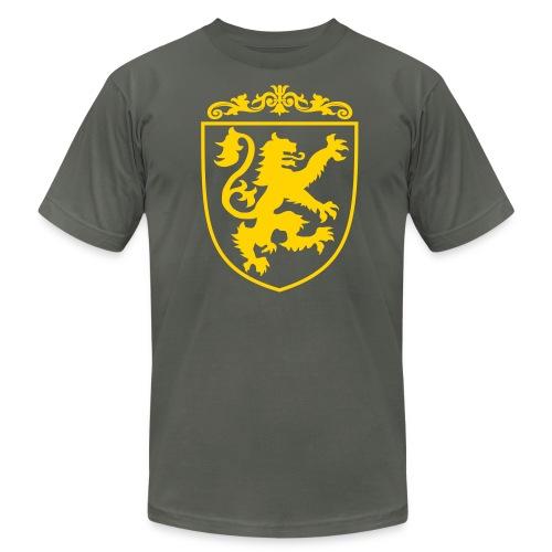 Lions Crest - Men's Fine Jersey T-Shirt