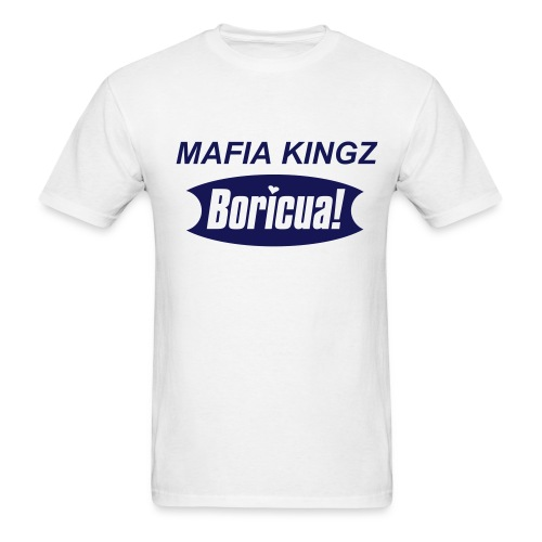 PUERTO RICO MAFIA KINGZ - Men's T-Shirt