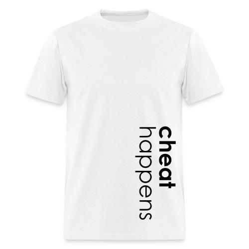 CH Logo, Tall - Men's T-Shirt