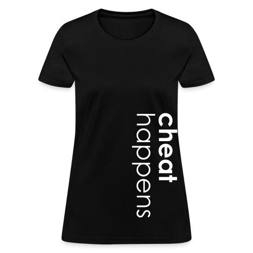 CH Logo, Tall - Women's T-Shirt