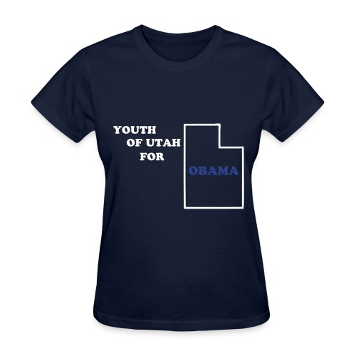Women's Future is Blue - Women's T-Shirt
