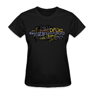 Women's T-Shirts ~ Women's T-Shirt ~ Restoration Cloud