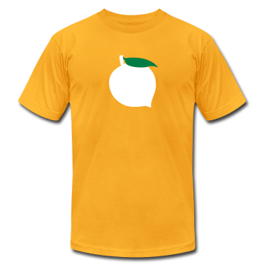 Gold peach T-Shirts (Short sleeve)