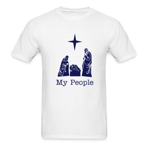 my people - Men's T-Shirt