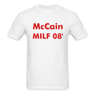 T-Shirts ~ Men's T-Shirt ~ McMilf White