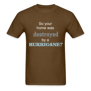 Hurricanes Blow T-Shirt - Men's T-Shirt