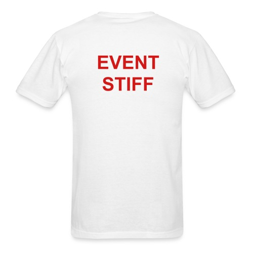 EVENT STIFF - Men's T-Shirt