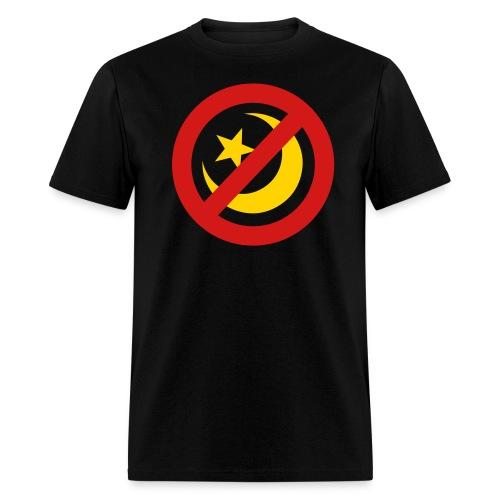 No Islam t-shirt - Men's T-Shirt