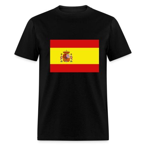 Spain flag t-shirt - Men's T-Shirt