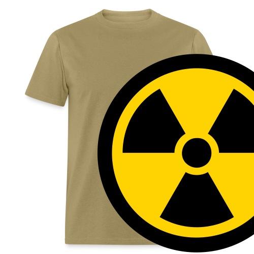 Radiation t-shirt - Men's T-Shirt