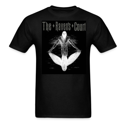 The Ravens Court Mens T - Men's T-Shirt