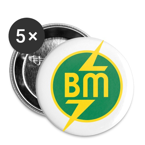 BEST MAN Button - Small Buttons