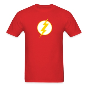 SUPERHERO T-Shirt - Sheldon Big Bang Theory Costume - Men's T-Shirt