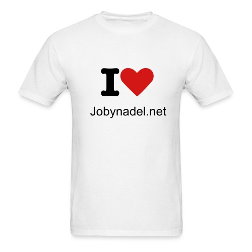 Jobynadel.net - Men's T-Shirt