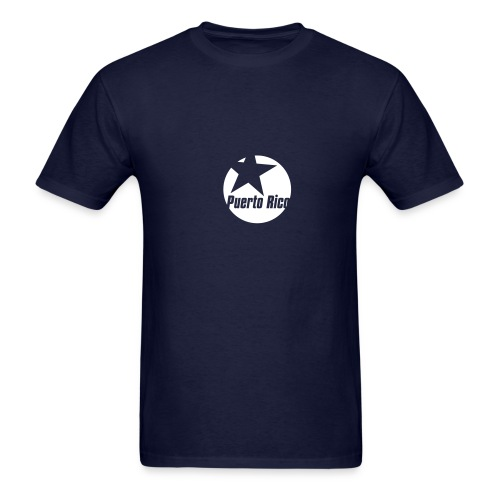 R&B - Puerto Rico - Men's T-Shirt
