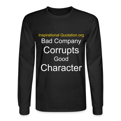 Company and Character - Men's Long Sleeve T-Shirt