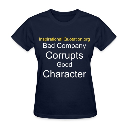 Company and Character - Women's T-Shirt
