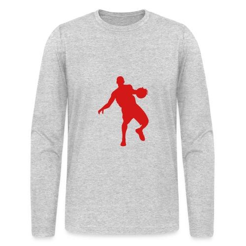 polo shirt - Men's Long Sleeve T-Shirt by Next Level