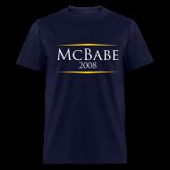 T-Shirts ~ Men's T-Shirt ~ McBabe 2008