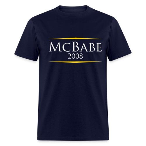 McBabe 2008 - Men's T-Shirt