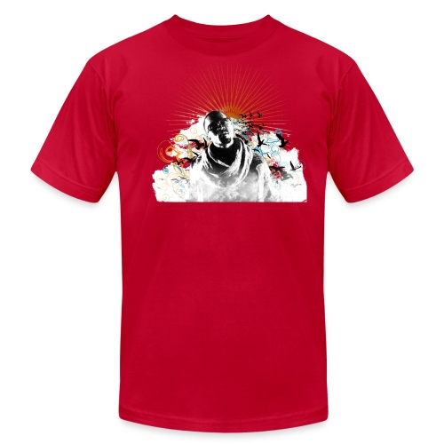 Mens I Believe [Yellow] - Men's Fine Jersey T-Shirt