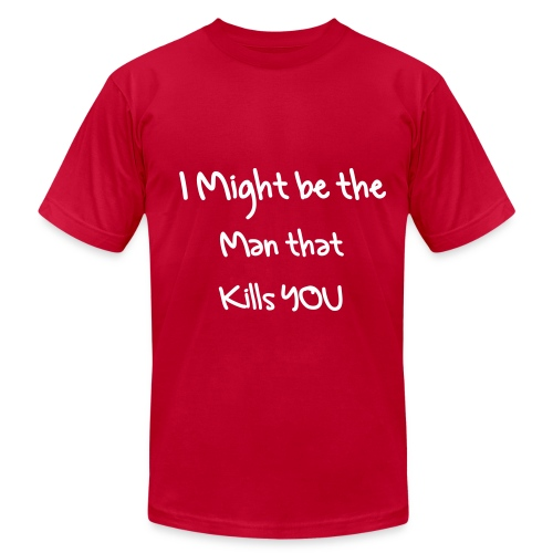 That Man - Men's Fine Jersey T-Shirt