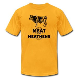 Meat Mens - Men's T-Shirt by American Apparel