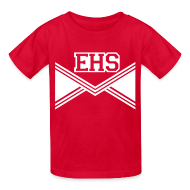 Kids' Shirts ~ Kids' T-Shirt ~ EHS HIGH SCHOOL COSTUME Top