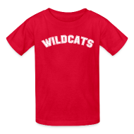 Kids' Shirts ~ Kids' T-Shirt ~ WILDCATS HIGH SCHOOL COSTUME Kids Tee
