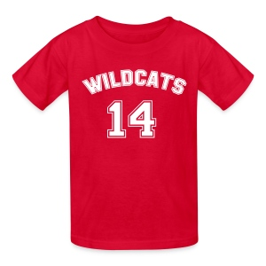 WILDCATS HIGH SCHOOL COSTUME Muscle Tee - Kids' T-Shirt