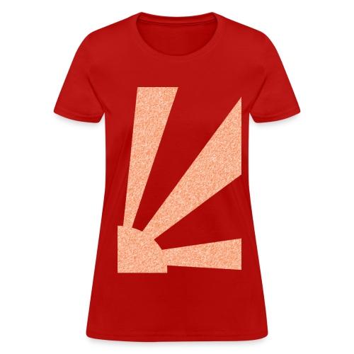 Rising Sun - Women's T-Shirt