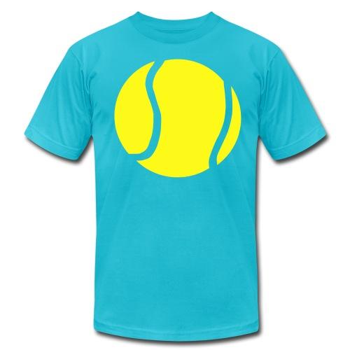 suit - Men's Fine Jersey T-Shirt