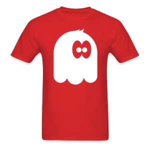 Wooo a monster in red - Men's T-Shirt