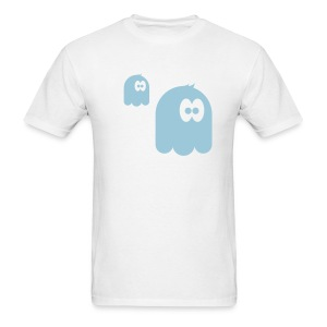 Boo.. The tiny monster is here - Men's T-Shirt